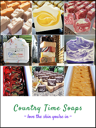 Country Time Soaps